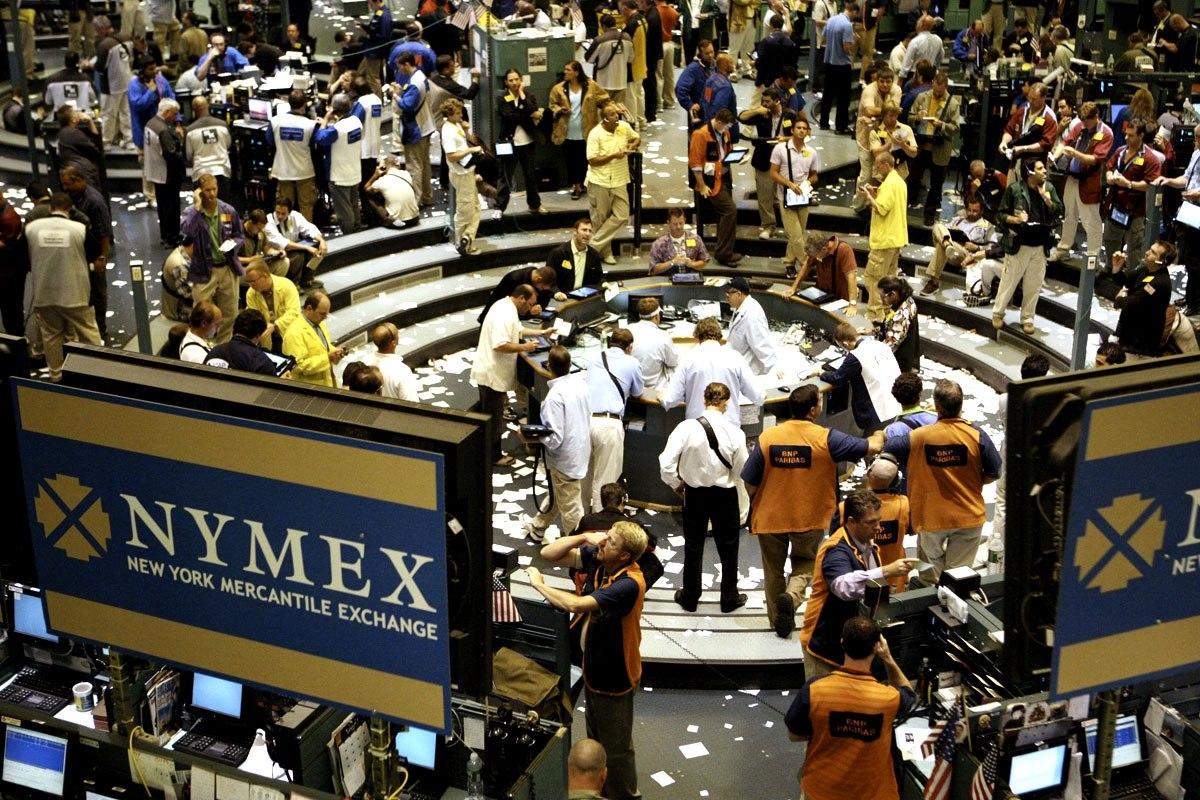 Sàn NYMEX (NewYork Mercantile Exchange - Sàn giao dịch hàng hóa New York).