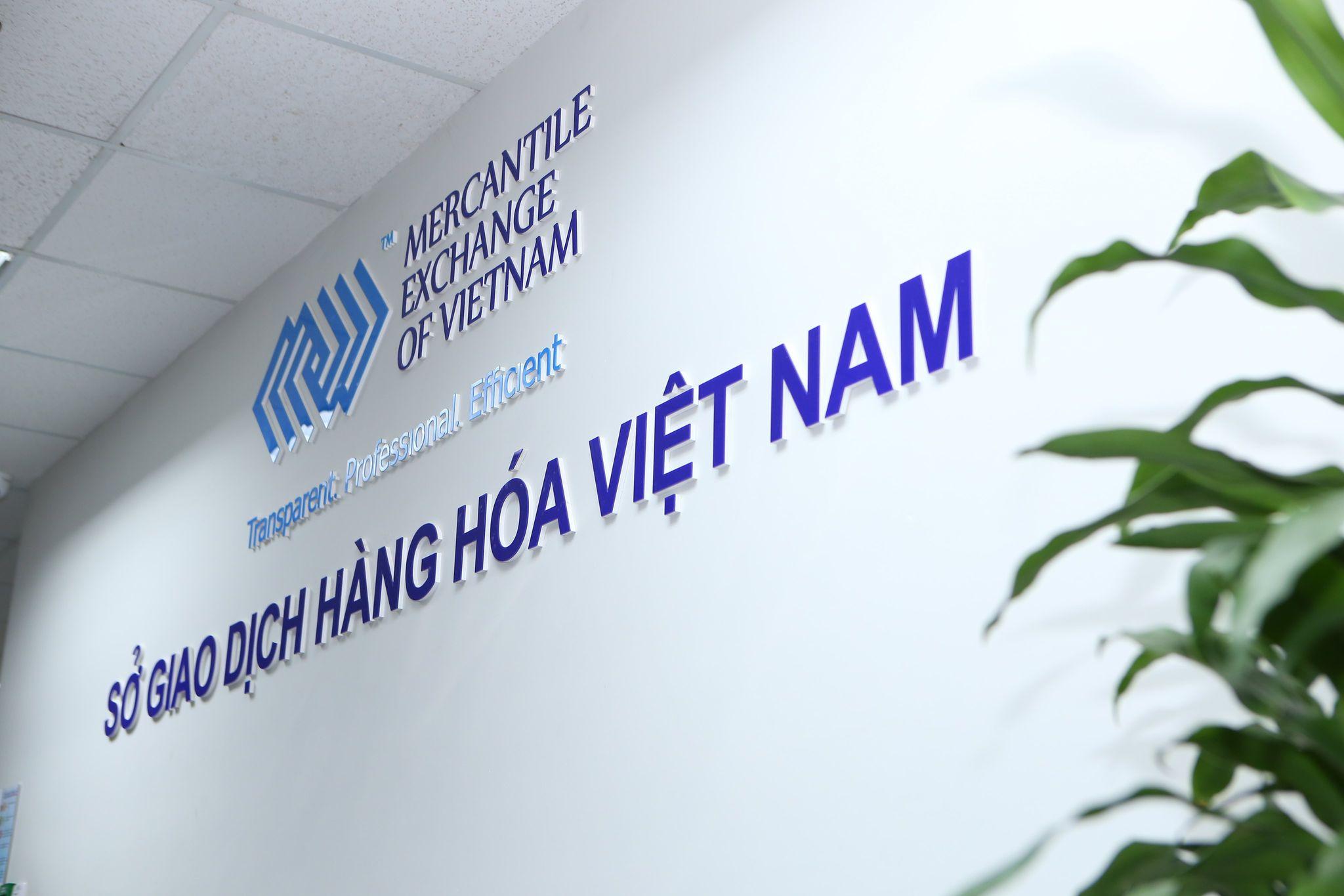 Sở Giao Dịch Hàng Hóa Việt Nam (Mercantile Exchange of Vietnam – MXV).